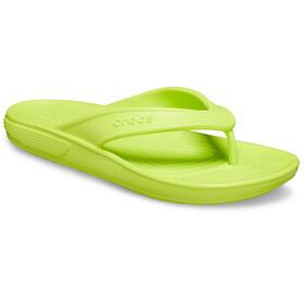 Crocs Classic II klapki, lime punch